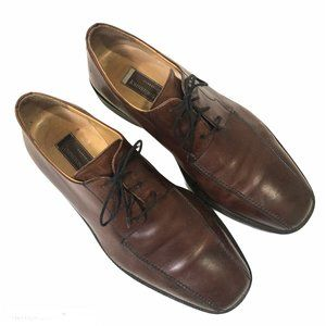 Johnston & Murphy Lace Up Oxford Italy